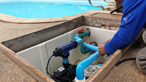 Pool Maintenance Checklist 2020