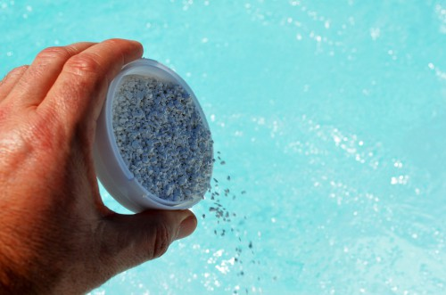What Does Copper Sulfate Do To Pool Water?