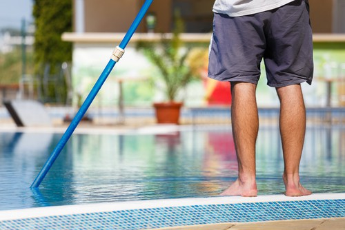 How To Remove Sediments From The  Bottom Of Pool?