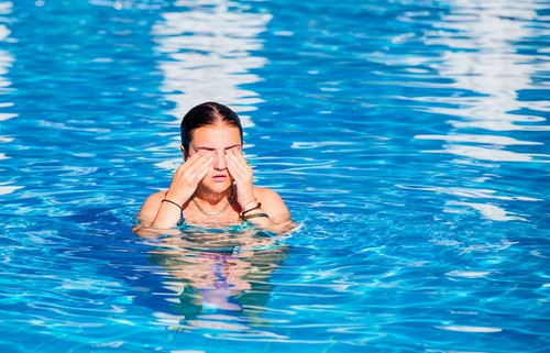 Is The Swimming Pool Water Bad For Health Or Skin?